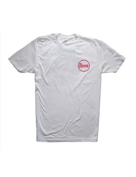 Collateral Tee White Large by Penny Skateboards