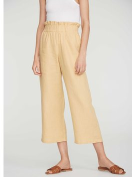 Plain Papaya   Varadero Pants by Faithfull The Brand