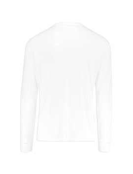 Soft Touch Pima Long Sleeved T by Ralph Lauren