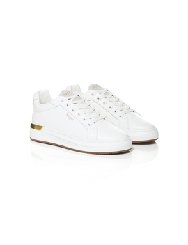 Grftr Leather Trainer by Mallet