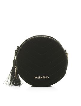 Carillon Velvet Round Bag by Valentino By Mario Valentino