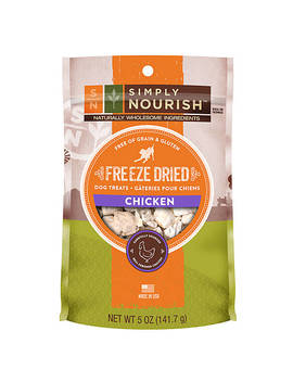 Simply Nourish™ Freeze Dried Dog Treat   Natural, Grain Free by Simply Nourish