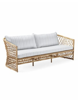 Capistrano Sofa   Dune by Serena And Lily