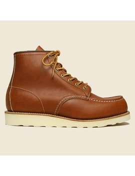 "6"" Moc Toe No. 875   Oro Legacy by Red Wing"