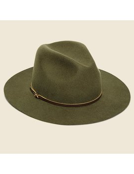 Paul Fedora   Olive by Yellow 108