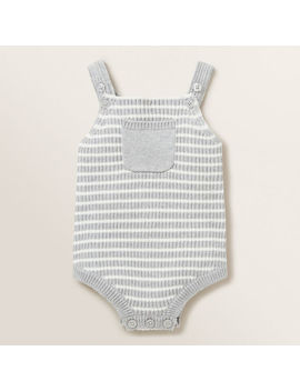 Knitted Romper by Seed Heritage