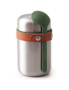 Black & Blum Food Flask   Olive by Ethical Superstore