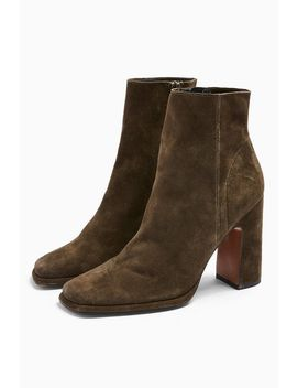 Holden Stiefel Mit Plateausohle by Topshop