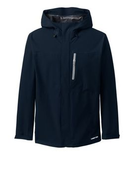 Men's Waterproof Rain Jacket by Lands' End