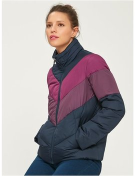 Padded Puffer Jacket by New