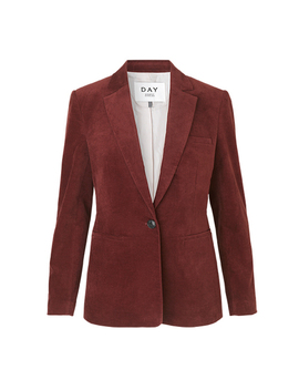 Puce Day Day To Go Blazer by Day Birger Et Mikkelsen