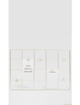 Μεταλλικό-κάδρο by stradivarius