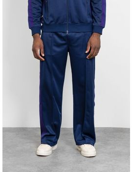 Track Pant Navy by Needles