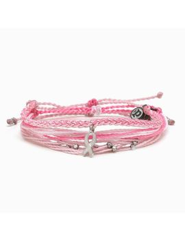 Breast Cancer Awareness Pack by Pura Vida Bracelets