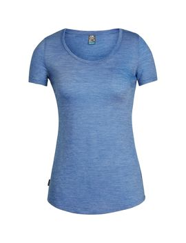 Sphere Short Sleeve Scoop Shirt   Women's by Icebreaker