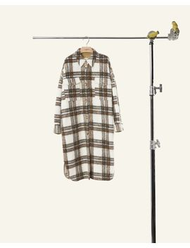 Gabrion Coat by Isabel Marant
