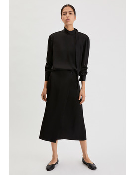 Alba Satin Skirt by Filippa K