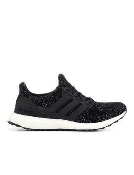 "Ultraboost 4.0 ""Core Black"" by Adidas"