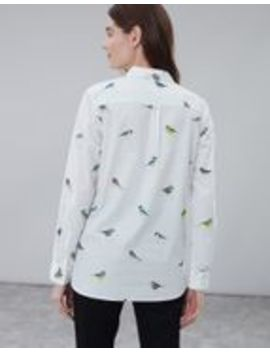 Lucie Woven Shirt by Joules