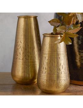 Palmira Vases, Set Of 2 by Sundance