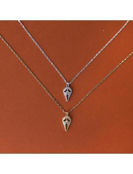 Scream Necklace by Vida Kush