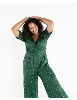 Jumpsuit   Evergreen Dot by Ban.Do