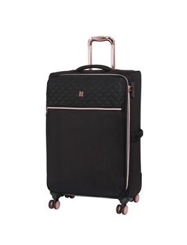 It Luggage Divinity 8 Wheel Semi Expander Medium Case With Tsa Lock   Black It Luggage Divinity 8 Wheel Semi Expander Large Case With Tsa Lock   Black It Luggage Divinity 8 Wheel Semi Expander Cabin Case With Tsa Lock   Black It Luggage Divinity 8 Wheel S... by Robert Dyas