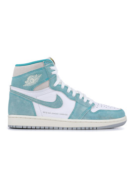 "Air Jordan 1 Retro High Og ""Turbo Green"" by Air Jordan"