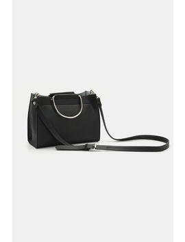 Hoop Handle Clutch by Ardene