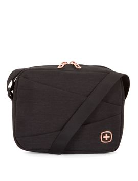 Mini Crossbody Bag With Rfid Protection by Swiss Gear