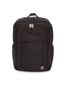 Ladies Backpack With Rfid Protection by Swiss Gear