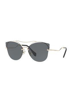 Miu Miu Mu 52 Ss Zvn1 A1 by Miu Miu Sunglasses