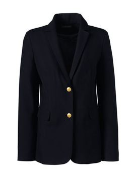 Women's Hopsack Blazer by Lands' End