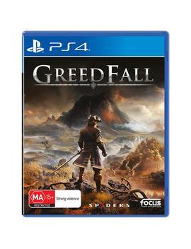 Greed Fall by Jb Hi Fi