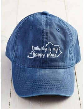 Kentucky Is My Happy Place Baseball Hat by Altar'd State