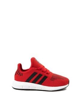 Adidas Swift Run Athletic Shoe   Little Kid by Adidas