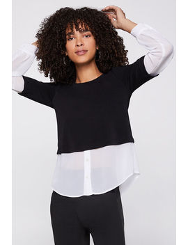 Mock Layer Top by Bcbgeneration