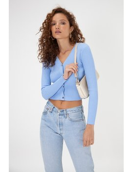 Becca Crop Cardigan   Sky by Style Addict
