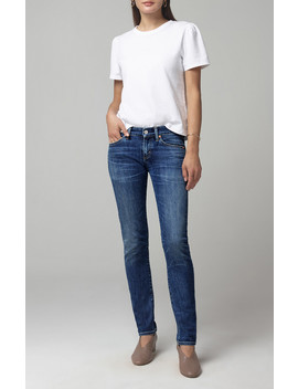 Racer Low Rise Skinny In Caspian by Citizens Of Humanity
