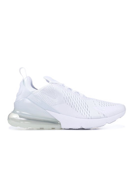 "Air Max 270 ""Triple White"" by Nike"