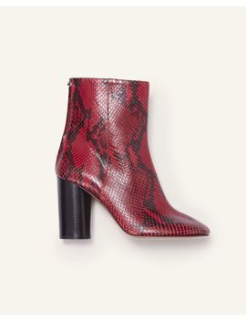 Boots Garett by Isabel Marant