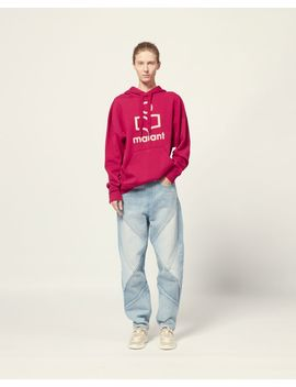 Sweatshirt Mansel by Isabel Marant