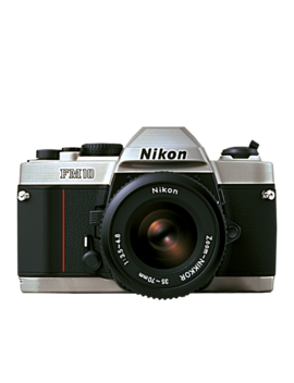Fm10 by Nikon