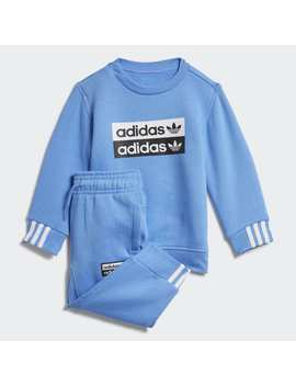 Sweatshirt Set by Adidas