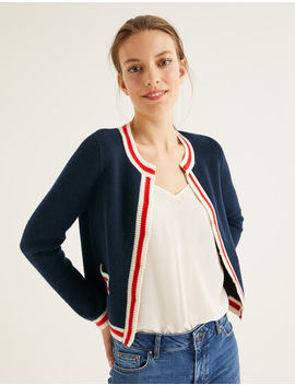 Daisy Cardigan   Navy by Boden