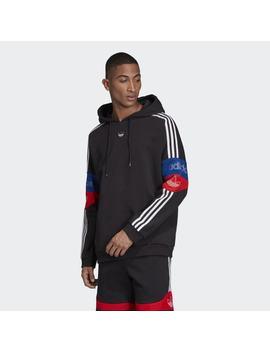 Team Signature Trefoil Hoodie by Adidas