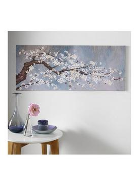 Classic Orchid Canvas by Graham & Brown
