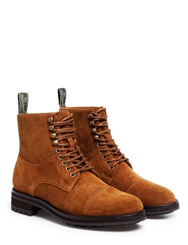 Bryson Casual Boot Polo Snuff by Polo Ralph Lauren