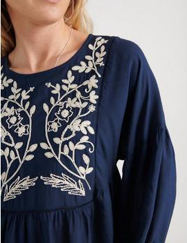 Willow Embroidered Peasant by Lucky Brand