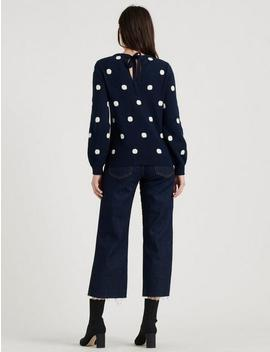 Dot Pullover by Lucky Brand